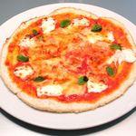 トラットリア豚のしっぽ - 料理写真:ピザ