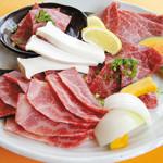 南大門 - 新鮮で上質なお肉を安価でご提供しています!!安心はおいしい=だから上州牛