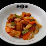 陳麻家 - 酢豚