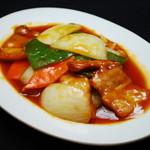 陳麻家 - 特製酢豚