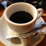とんかつ ひやま - コーヒー