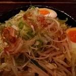 みそら - 味噌タンメン味卵880円☆