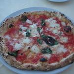 ナプレ - ランチのピザ(マルゲリータ)