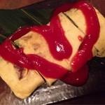 ロバタヤ 飛雄馬 - 卵焼き