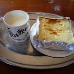 19736336 - ミルクトーストセット