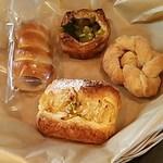 bonte - 友達が買ったパン。。。