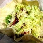 トパタコス - 野菜たっぷり!
