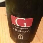 Bacco - グラニャーノ 微弱な発泡ワインで美味しい