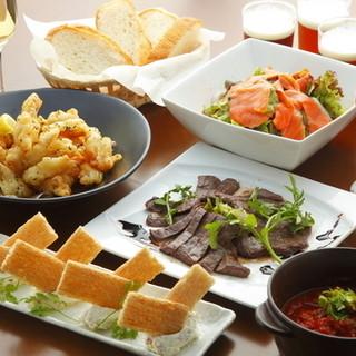 おいしい洋風創作料理とお酒の店【union】