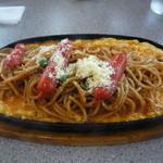 19739836 - モリ特製スパゲッティ もり
