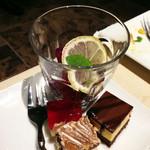 世界のワイン博物館 グランフロント大阪店  - デザートビュッフェ