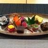 Hanamichi - 料理写真:最初の一皿