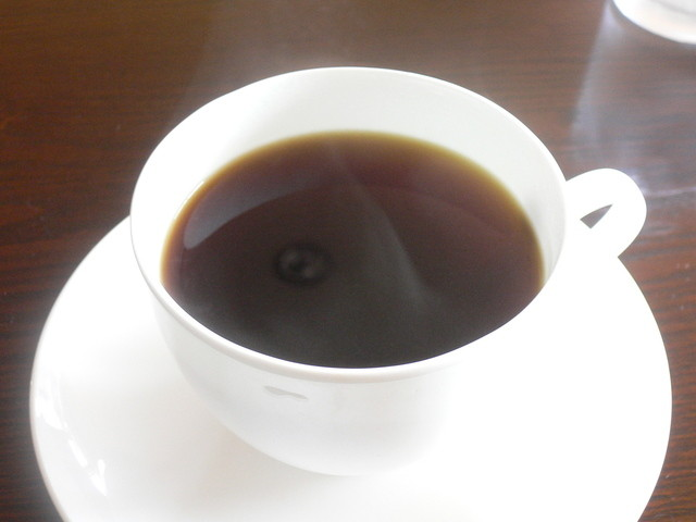 輪茶館 - トラジャストレート(600円)