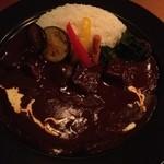 極旨Curry 匠堂 - ごろごろビーフと彩り野菜のカレー