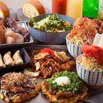 横濱こてがえし - 料理写真:パーティコース