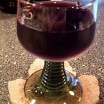エリカ - ドイツ産赤ワイン(銘柄失念)