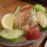 魚幸 - 2013.06 ポテトサラダ、子らも600円位してたと思う:汗