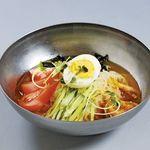 焼肉&酒食楽 凪 - 冷麺