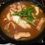 瀬戸内製麺710 - ひやあつカレーうどん(H25.6.27)