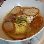 19747716 - イタリー麺カルボナーラ(950円)