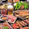 輪囲輪囲酒場 熱心 - 料理写真:コース料理一例です!◆  ご予算に合わせて選べますよ!