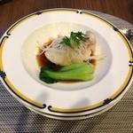 chuugokuryouritouri - 瀬戸内の蒸し鯛ショウガ風味