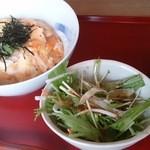 串屋 壱和 - ランチ 親子丼 ご飯すくなめ