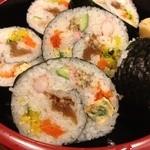 大江戸寿司 - 太巻 ¥1600
