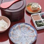 九段下 寿白 - 鯛茶膳