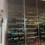 エノテーカ  イプリミ ギンザ - セラー