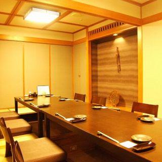 ◆【完全個室】掘りごたつ席も完備◆