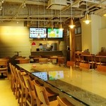 the 3rd Burger - 店内