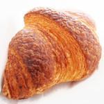 Boulangerie Nao - クロワッサン (160円)  '12 9月上旬