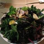 ピアチェーレ - 鎌倉野菜とツナのサラダ