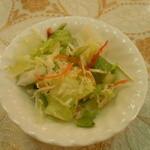 シンドバッド - ランチのサラダ