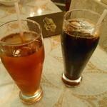 シンドバッド - アイスティー、アイスコーヒー