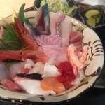 19760718 - 海鮮丼