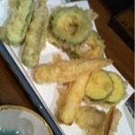 おどり - 夏野菜の天ぷら