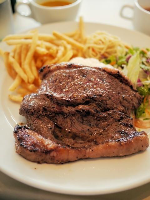 レストランテグリル イグアス - カリオカ風グリルステーキ