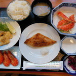 オーロラハウス - 2013.6 夕食