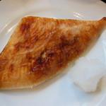 オーロラハウス - 2013.6 白身の魚 (ホッケじゃないです。なんだったかなあ?)