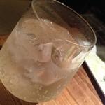 Nappajushi - 梅酒ソーダ割り