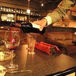 Dining urra - ライトなワイン