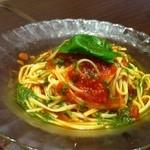 イタリアン・トマト カフェジュニア - 冷製パスタ