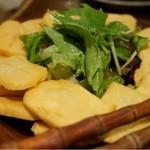 びるまの竪琴 - 揚げ豆腐