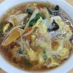 中華食堂 桂苑 - 広東麺