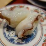 太助寿司 - 生たこ(¥220)大きいので食べずらいですが、イケマス^^