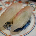 太助寿司 - 真鯛(¥220)