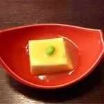 喜作 - もろこし豆腐