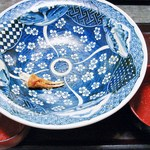 深川 - ジャンボ天丼完食~~♪